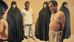 Ahmad Morshedloo Untitled