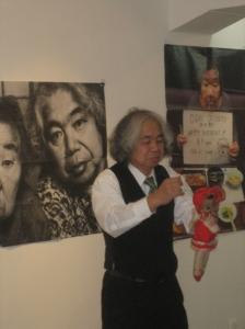 Tatsumi Orimoto Finger Dolls Hong Kong 2008