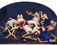 Nasif Topcuoglu, Lamentations, photograph