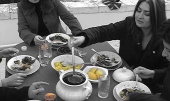 Larissa Sansour Soup over Bethlehem