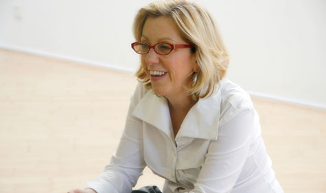 Meg Maggio, director Pekin Fine Arts
