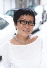 Sin Sin, Hong Kong curator, artist, and designer