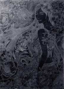 Hiroshige Fukuhara, The Night Became Starless, 2008