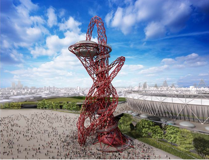 Anish Kapoor, Proposed ArcelorMittal Orbit