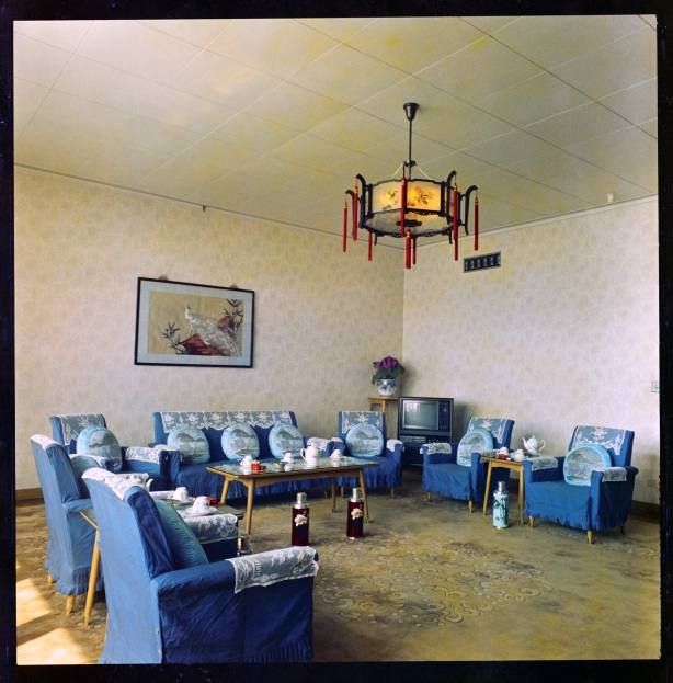 Wu Yinxian, Meeting Room, 1975, image courtesy Caochangdi PhotoSpring