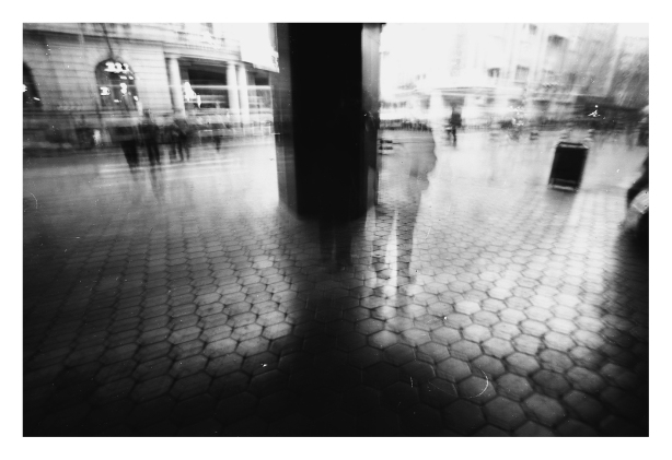 Mo Yi, My Illusory City No. 5, silver gelatin print, image courtesy Caochangdi PhotoSpring