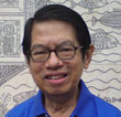 Indonesian art specialist and collector Dr. Oei Hong Djien.