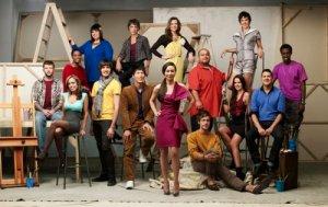 Cast of Bravo TV's Work of Art: The Next Great Artist