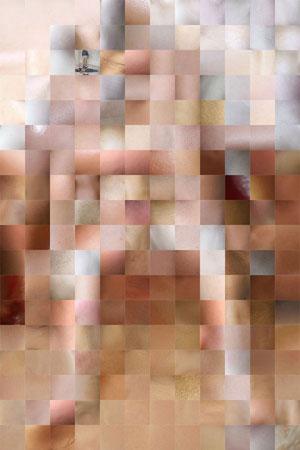 Rashid Rana. Sites_1-C Print+ DIASEC. 60.96cm* 91.44cm. 2009