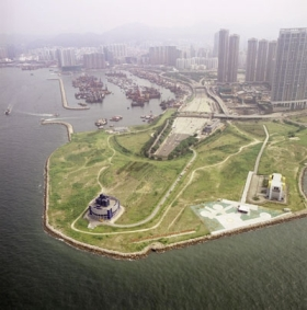 Proposed Site for Kowloon Cultural District, Hong Kong