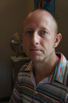 Steven Pettifor, author of 'Flavours - Thai Contemporary Art'.
