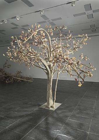 Bharti Kher, 'Solarium Series I', 2007-2010, fiber glass and metal. Image taken from artnet.com.