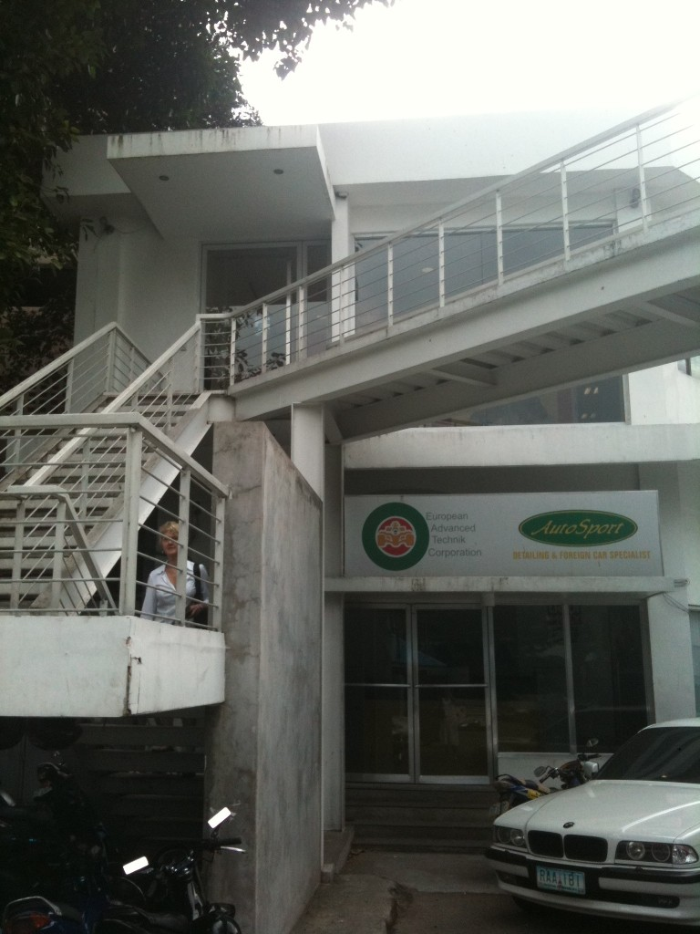 Silverlens art gallery, Manila Philippines